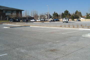 Pervious Concrete Pavement